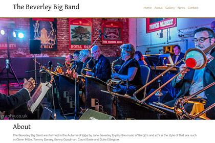 The Beverley Big Band