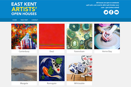 Artists' Open Houses