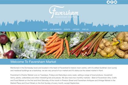 Wordpress CMS and Blog Faversham Kent