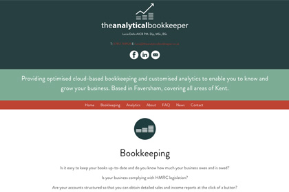 The Analytical Bookkeeper