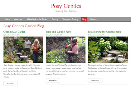 Posy Gentles