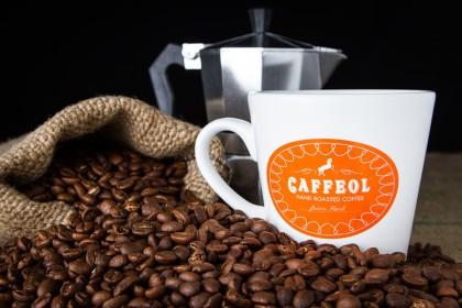 Product Photography - Coffee Roasting - Faversham