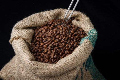 Product Photography - Coffee Roasting