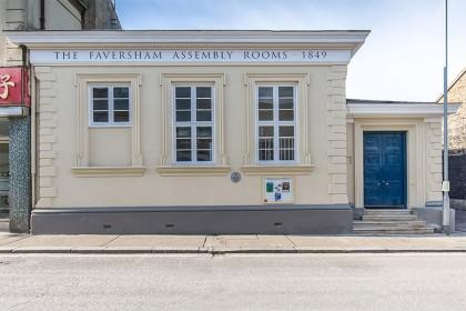 Faversham Drill Hall - Interior Photography
