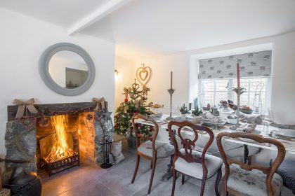 Christmas dining room - Interior, Exterior & Property Photography