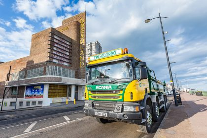 Commercial Photography - Thanet Waste Services - Margate