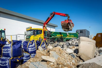 Location Photography - Thanet Waste Services - Whitstable