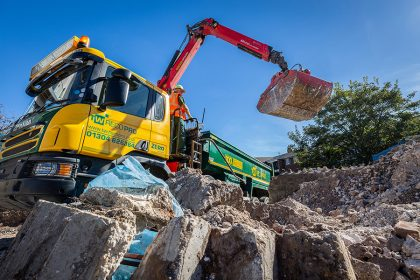 Location Photography - Thanet Waste Services - Margate