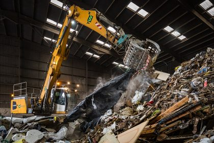 Location Photography - Thanet Waste Services