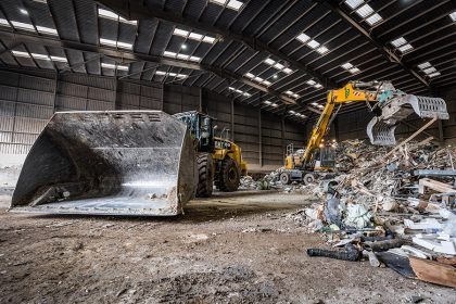 Commercial Photography - Thanet Waste Services