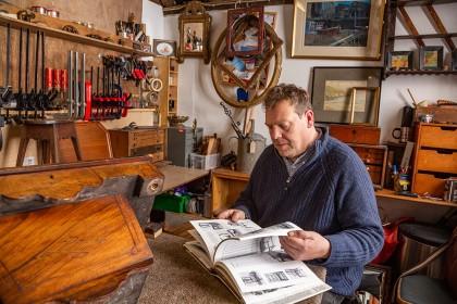 Portrait Photography - Paul Tucker Faversham