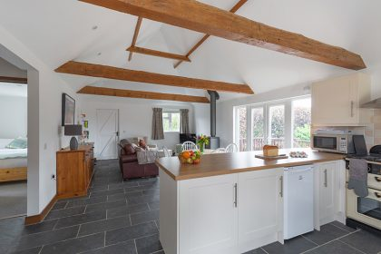 Interior Photography - Kent Holiday cottage - Kitchen