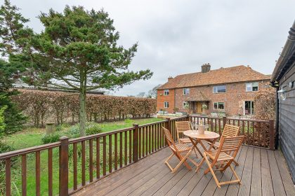 Exterior Photography - Kent Holiday Cottage