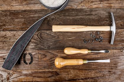 Upholstery Tools - Product Photography