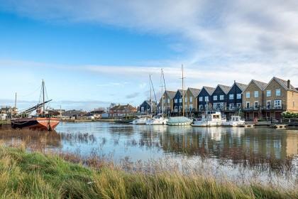 Photography - Faversham Creek, Kent