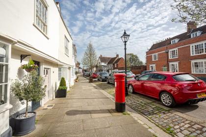 Photography - Abbey Street Faversham, Kent