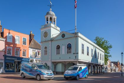 Location Photography - Prolectrical - Faversham